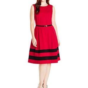 Calvin Klein Plus Size Sleeveless Dress NWOT